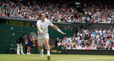 WIMBLEDON : Andy Murray si sbarazza di Pospisil, semifinale contro Federer