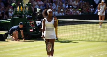 WIMBLEDON : Trionfa Serena Williams, Slam n.21