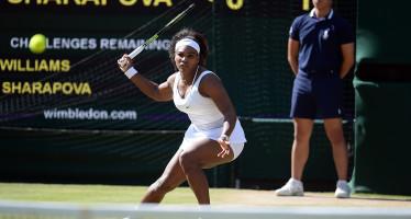 WIMBLEDON : Serena domina Sharapova , ottava finale