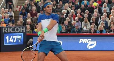 ATP AMBURGO : 500.000€ la garanzia per Nadal