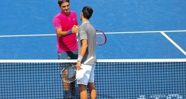 MASTERS 1000 CINCINNATI : Trionfa Roger Federer, Djokovic liquidato in due set