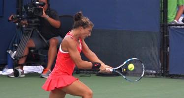 WTA Sidney : Fuori la Errani, vince Kuznetsova che rimonta da 1-5 nel primo set