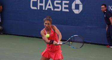 WTA SIDNEY : Sara Errani elimina la spagnola Suarez-Navarro n.12 del mondo