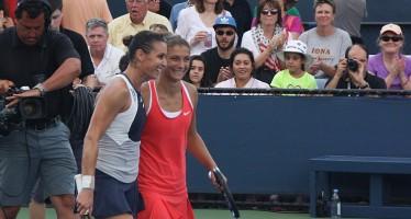 US OPEN : Errani e Pennetta in semifinale nel doppio