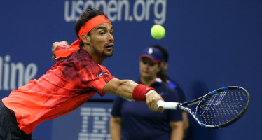 US OPEN : Super Fabio ! Eliminato Nadal in 5 set.