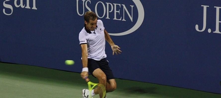 US OPEN : Splendida vittoria di Gasquet su Berdych, si qualificano anche Federer e Wawrinka