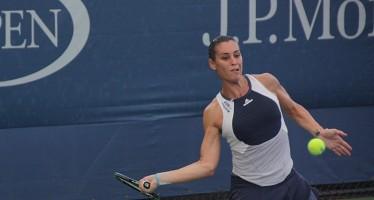 US OPEN : Flavia Pennetta ai quarti, superata la Stosur