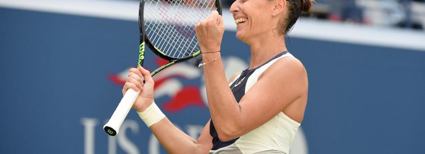 WTA MASTERS : Flavia Pennetta si qualifica per Singapore