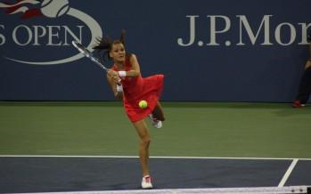 WTA DOHA : Roberta Vinci cede al terzo contro Radwanska