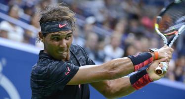 MASTERS 1000 SHANGAI : Rafael Nadal  elimina Milos Raonic