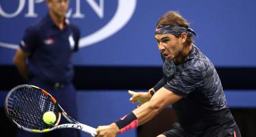 ATP PECHINO : Nadal in finale, cede Fognini