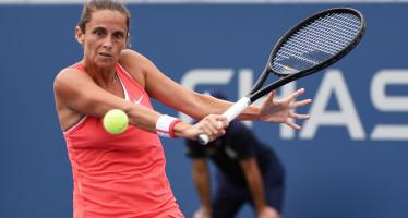 WTA San Pietroburgo : Roberta Vinci ai quarti di finale