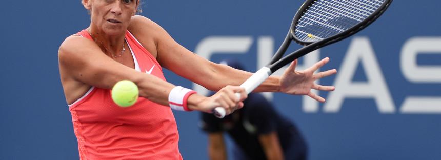 WTA WUHAN : Roberta Vinci elimina Petra Kvitova