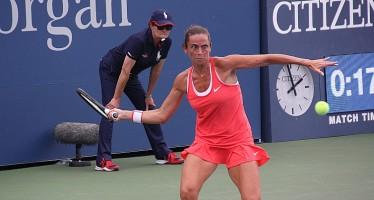 US OPEN: Roberta Vinci fa l'impresa, eliminata Serena