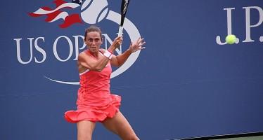 US OPEN: Roberta Vinci da urlo, cancellato il sogno Grande Slam di Serena! Sarà tutta italiana la finale a New York