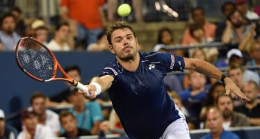 US OPEN : Semifinale tutta svizzera, Wawrinka sfida Federer