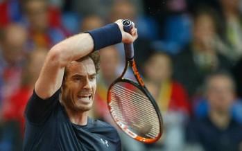 Finale Davis, Belgio e GB sull'1-1. Psicodramma Goffin-Edmund, solidità Murray