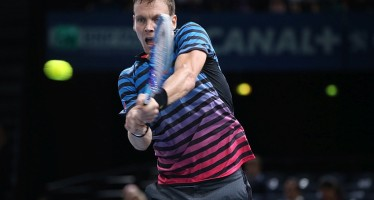 BNP Paribas Masters Paris : Tomas Berdych solido contro Tsonga, Wawrinka elimina Troicki