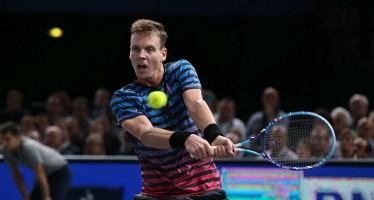 ATP DUBAI : Berdych troppo forte per Fabbiano
