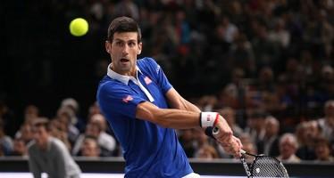 ATP FINALS : Novak Djokovic semifinale contro Rafael Nadal