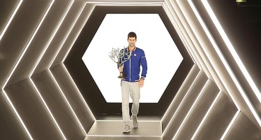 BNP Paribas Masters Paris : Novak Djokovic, i numeri del torneo