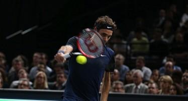 ATP FINALS : Federer batte Djokovic e si qualifica per le semifinali