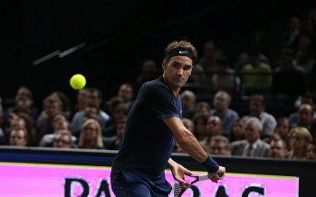 ATP FINALS : Federer supera Nishikori e termina in testa il girone.