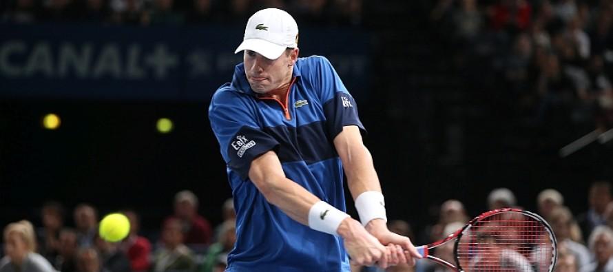 BNP Paribas Masters Paris : John Isner  affonda Federer