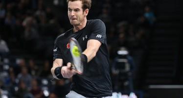 BNP PARIBAS MASTERS PARIS : Andy Murray distrugge David Goffin