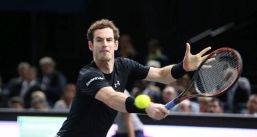 BNP Paribas Masters Paris :Murray a fatica contro Gasquet