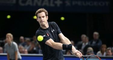 BNP Paribas Masters Paris : Murray supera Coric, Berdych soffre contro Roger-Vasselin