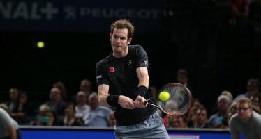 ATP FINALS : tutto facile per Andy Murray, battuto Ferrer in due set