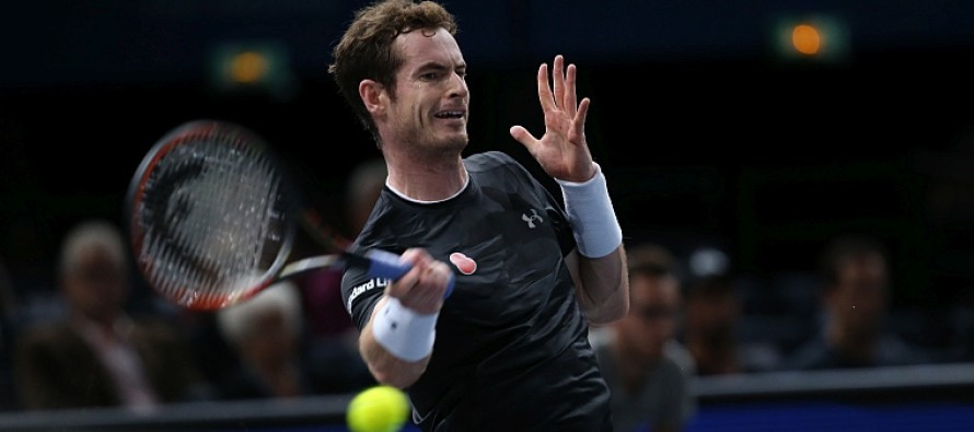 BNP Paribas Masters Paris : Andy Murray prima finale a Parigi