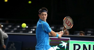 ATP FINALS : Nishikori elimina Berdych e resta in corsa per le semifinali