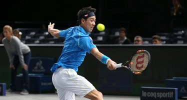 BNP Paribas Masters Paris : Nishikori e Goffin al terzo turno