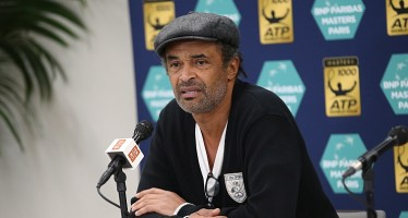"BNP Paribas Masters Paris : Yannick Noah ""In Davis voglio solo giocatori motivati"""