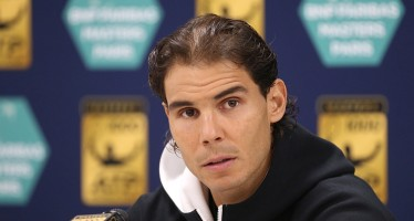 """BNP Paribas Masters Paris : Rafael Nadal """"Sto giocando meglio di settimana in settimana"""""""