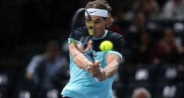 ATP FINALS : Rafa is back, travolto Murray