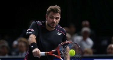 BNP Paribas Masters Paris : Wawrinka supera Tomic