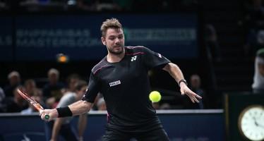 Barclays ATP World Tour Finals : Stan Wawrinka supera Marin Cilic, ultima giornata decisiva
