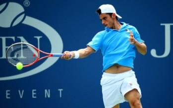 ATP Dubai : Avanti Fabbiano, out Bolelli
