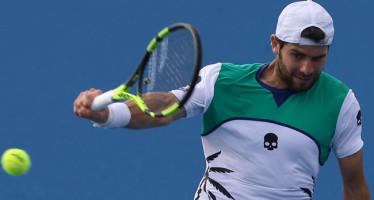 MIAMI ATP : Subito fuori Simone Bolelli