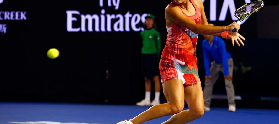 AUSTRALIAN OPEN : Malore per il coach di Ivanovic, sospeso l'incontro tra Ana e Madison Keys