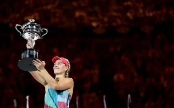 AUSTRALIA OPEN : Trionfa Angelique Kerber, Serena cede in tre set
