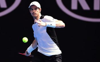 AUSTRALIAN OPEN : Andy Murray in semifinale