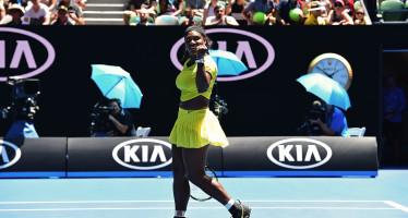 Australian Open: Sharapova e Serena sul velluto. Petra Kvitova saluta il torneo