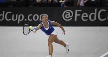 FedCup Francia-Italia 1-1 : Sara Errani cede a Caroline Garcia