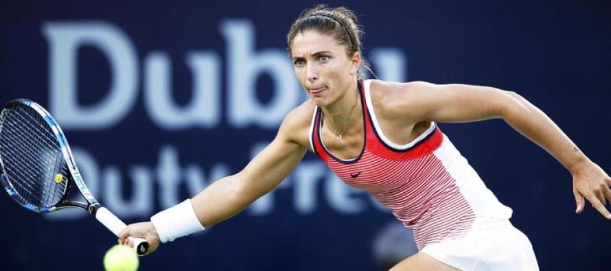 WTA Dubai: Sara Errani vola in semifinale, fuori la Ivanovic