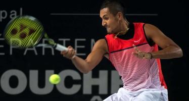 ATP MARSIGLIA : Nick Kyrgios stende Marin Cilic