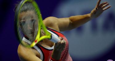 WTA DOHA : Roberta Vinci salva 3 match-points e passa agli ottavi